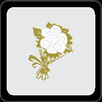אייקון זר פרחים